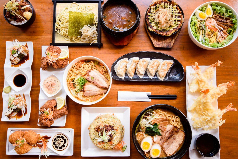 10 plats japonais
