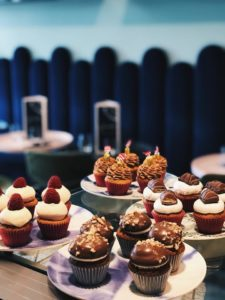 Photo des cupcakes de cam's cake à Rouen