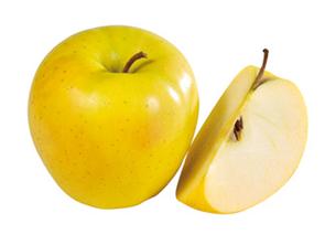 pomme jaune variété golden otodoke