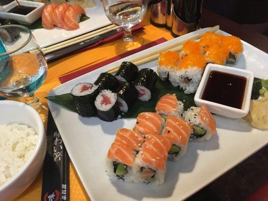 restaurant japonais koi paris