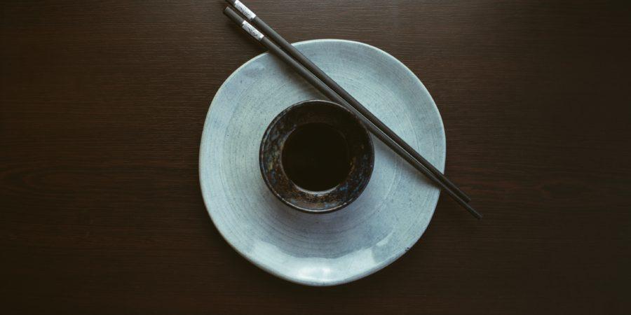 assiette japonaise