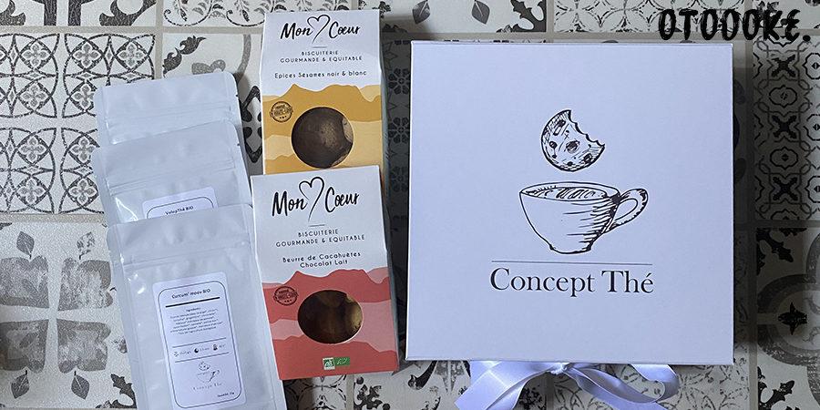 thé box concept thé